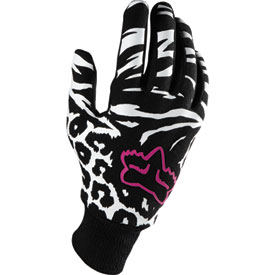 Fox Racing Mudpaw Ladies Gloves 2014