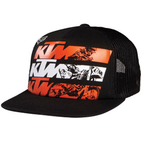 Fox Racing KTM Shadow Snapback Hat