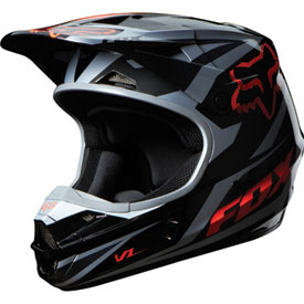 Fox Racing V1 Race Helmet 2014