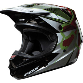 Fox Racing V1 Radeon Helmet 2014