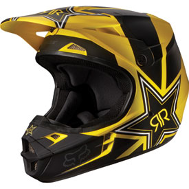 Fox Racing V1 Rockstar Helmet 2014