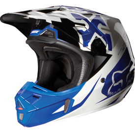 Fox Racing V2 Anthem Helmet 2014