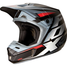 Fox Racing V2 Matte Helmet 2014