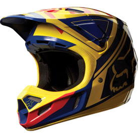 Fox Racing V4 Intake Helmet 2014