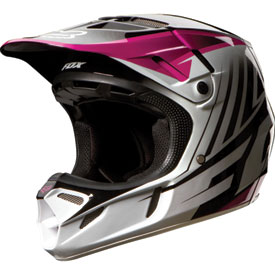 Fox Racing V4 Vegas LE Helmet 2013