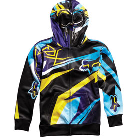 Fox Racing Costa Youth Zip-Up Hooded Sweatshirt