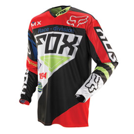 Fox Racing 360 Intake Jersey 2014