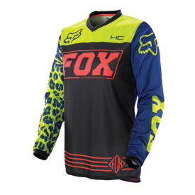 Fox Racing HC Ladies Kids Jersey 2014
