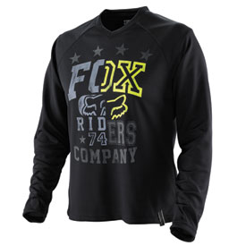 Fox Racing Switch Zoom Ladies Jersey 2013