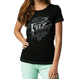 Fox Racing Thundering Ladies T-Shirt