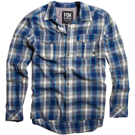 Fox Racing Darius Long Sleeve Button Up Shirt