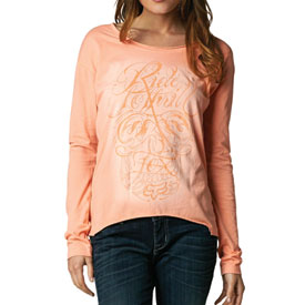 Fox Racing Reborn Ladies Long Sleeve T-Shirt