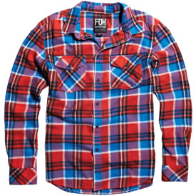 Fox Racing Trent Long Sleeve Button Up Shirt