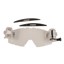 Fox Racing Main Goggle Roll Off System