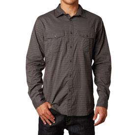 Fox Racing Breccan Long Sleeve Button Up Shirt