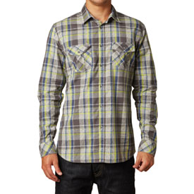 Fox Racing Kennan Long Sleeve Button Up Shirt