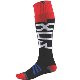 Fox Racing Coolmax Intake Thin Socks 2014