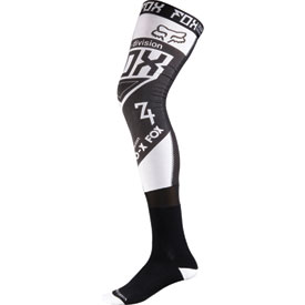 Fox Racing Proforma Intake Knee Brace Socks 2014