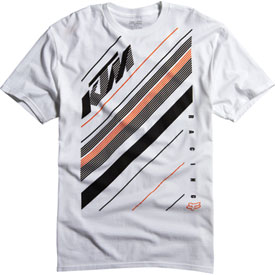 fox racing ktm speed t shirt casual rocky mountain atv mc. Black Bedroom Furniture Sets. Home Design Ideas