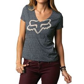 Fox Racing Rational Ladies V-Neck T-Shirt