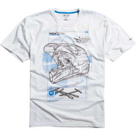 Fox Racing Terminal Guage Tech T-Shirt