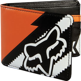 Fox Racing Machina Bi-Fold Wallet