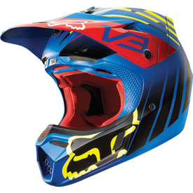fox racing v3 savant helmet 2015 atv rocky mountain atv mc. Black Bedroom Furniture Sets. Home Design Ideas
