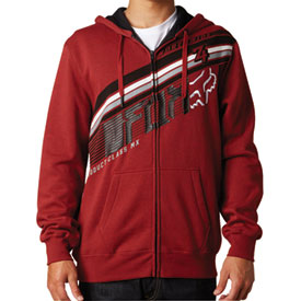 Fox Racing Conclusion Zip-Up Hooded Sweatshirt