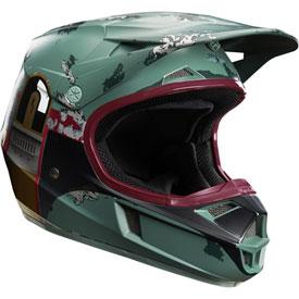 bafabed9c Fox Racing Youth V1 Star Wars Boba Fett LE Helmet