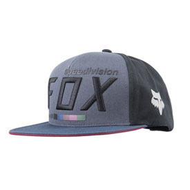 huge selection of f57c8 e1dcb ... clearance fox racing drafter snapback hat casual rocky mountain atv mc  443f4 03373