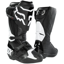 Fox Racing Comp R Boots Size 8 Black
