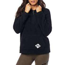 Fox Racing Women's Road Runner Sherpa Hooded Sweatshirt