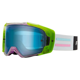Fox Racing VUE Vlar Goggle  Multi Frame/Blue Lens