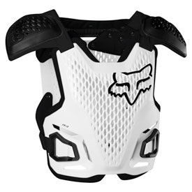 Fox Racing Youth R3 Roost Deflector  White