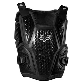 Fox Racing Youth Raceframe Impact CE Roost Deflector  Black