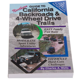 FunTreks Guidebooks Guide to Northern California Backroads & 4-Wheel Drive Trails