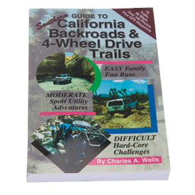 FunTreks Guidebooks Guide to Southern California Backroads & 4-Wheel Drive Trails