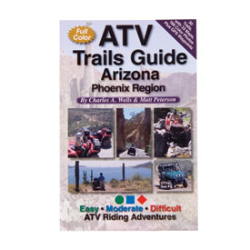 FunTreks Guidebooks ATV Trails Guide, Arizona, Phoenix Region