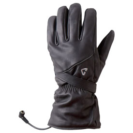 Gerbing Women's 12V G4 Heated Gloves Small Black