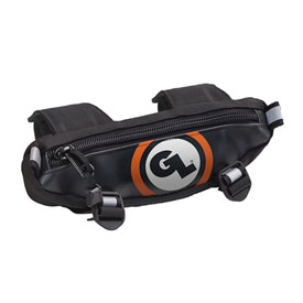 Giant Loop Zigzag Handlebar Bag  Black