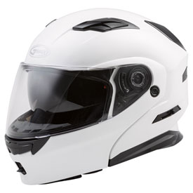 GMax MD01 Modular Helmet Medium Pearl White
