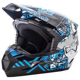 GMax Youth MX46 Hooper Helmet