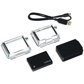 GoPro HD Hero 3 Camera Battery BacPac