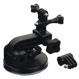 GoPro HD Hero 3 Camera Suction Cup Mount