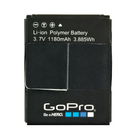 GoPro HD Hero Camera Rechargeable Battery 2.0