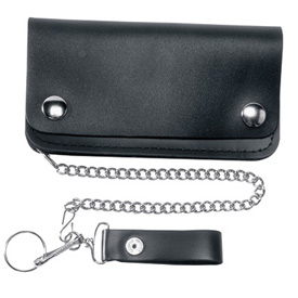 Heavy Duty Leather Five-Pocket Leather Wallet