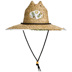 Hemlock Hat Co. Straw Hat  3f3d85f2bea