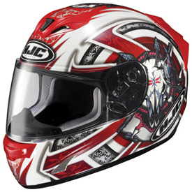 HJC FS-15 Trophy Full-Face Motorcycle Helmet