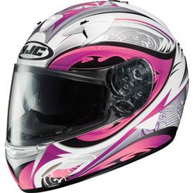 hjc is 16 lash ladies motorcycle helmet riding gear. Black Bedroom Furniture Sets. Home Design Ideas