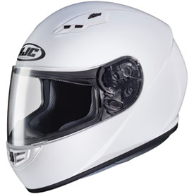 HJC CS-R3 Full-Face Helmet Large White